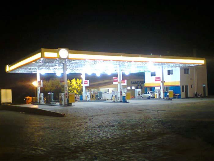 Auto Posto Sandrele (Posto de Combustíveis)